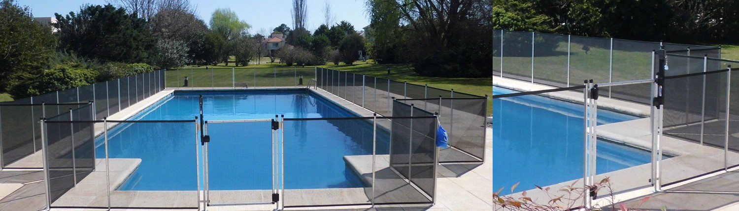 Cercos removibles cercos para piscinas secure pool for Piscina de acrilico